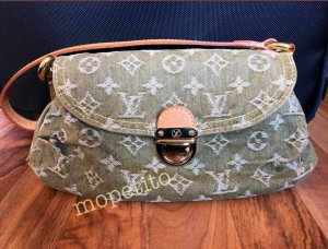 Louis Vuitton Enveloptas grijs-groen-khaki