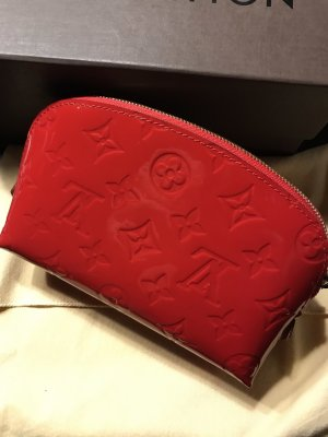Louis Vuitton Pochette red