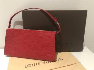 Louis Vuitton Pochette rouge