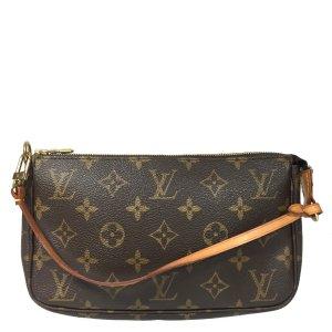 Louis Vuitton Pochette Accessoires Monogram Canvas Tasche Handtasche