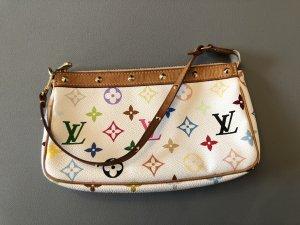 Louis Vuitton Bolso tipo pochette blanco