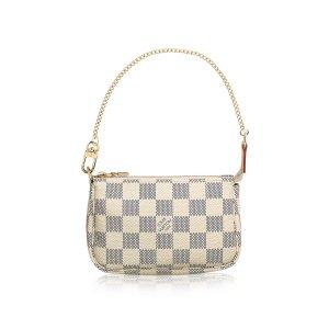 Louis Vuitton Pochette Azur Clutch Tasche