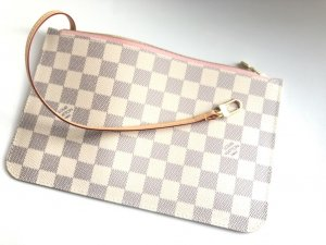 Louis Vuitton Pochette Azur Rose Ballerin