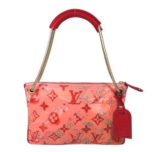 Louis Vuitton Pochette Bonbon Richard Prince in Rose Handtasche Tasche