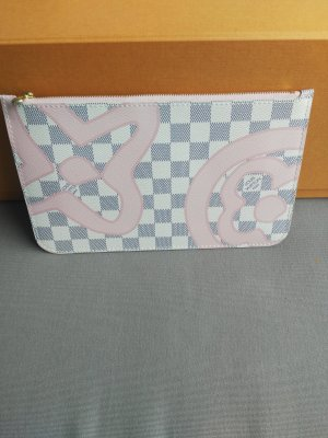 Louis Vuitton Pochette Clutch rose ballerine tahitienne