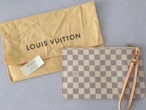Louis Vuitton Pochette Damier Azur Canvas