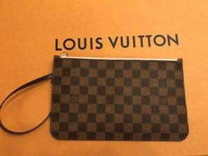Louis Vuitton Pochette damier ebene rosa