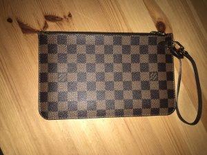 Louis Vuitton Pochette Damier Original und selten benutzt