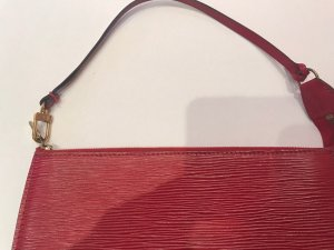 Louis Vuitton Pochette Epi Rouge