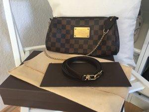 Louis Vuitton Bolso de mano marrón-color oro