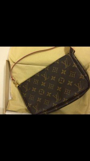 Louis Vuitton Mini sac beige-brun