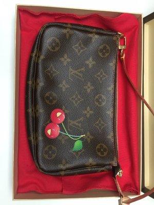 Louis Vuitton Pochette Monogram Cerises unbenutzt