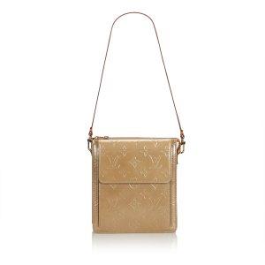 Louis Vuitton Pochette Mott Vernis Baguette