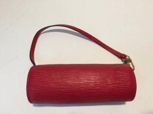 Louis Vuitton Bolso tipo pochette rojo