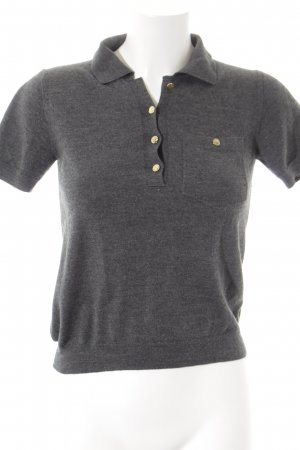 Louis Vuitton Polo gris élégant