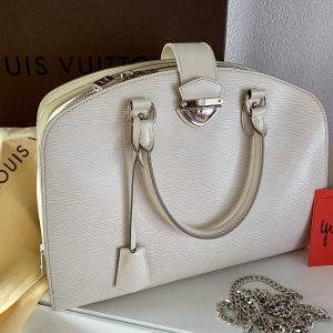Louis Vuitton Pont Neuf GM ivory Handtasche Henkeltasche