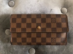 Louis Vuitton Portemonaie Geldbörse Clutch Tasche Top