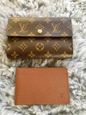 Louis Vuitton Portemonnaie/Geldbörse