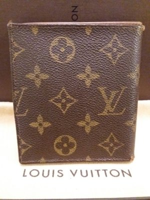 LOUIS VUITTON Portemonnaie Monogram Canvas