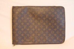 LOUIS VUITTON Pouch Document Bag Case