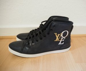 LOUIS VUITTON  Punchy Love Patch High Top Sneakers