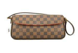 Louis Vuitton Bolsa color bronce-marrón-negro