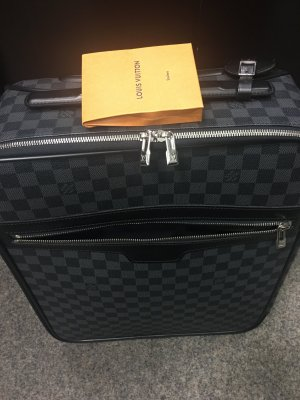Louis Vuitton Bagage grijs-antraciet