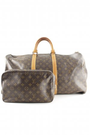 "Louis Vuitton Sac de voyage ""Monogram Canvas"""