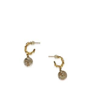 Louis Vuitton Resin Drop Push Back Earrings