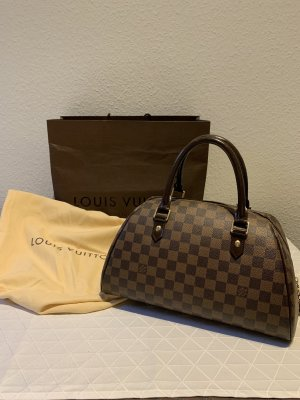 Louis Vuitton Ribera MM Damier ebène Top Zustand