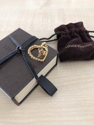 Louis Vuitton Anello d'oro oro-viola scuro