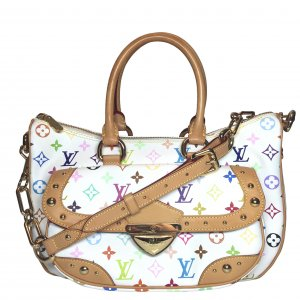 Louis Vuitton Rita Monogram Multicolore Canvas Tasche Handtasche