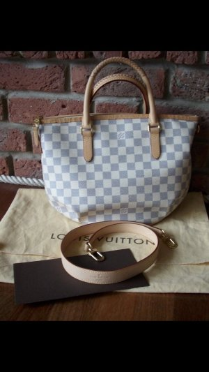 Louis Vuitton Carry Bag cream