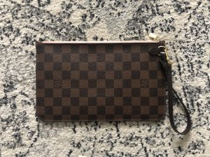 Louis Vuitton Rose Ballerine Tasche Clutch