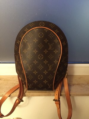 Louis Vuitton Sac à dos brun foncé-brun