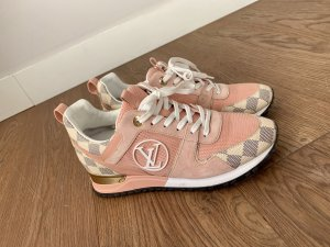 Louis Vuitton Run Away Sneaker Farbe Rose Größe 38