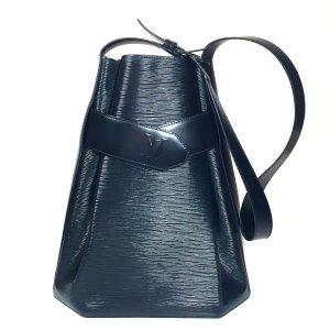 Louis Vuitton Handbag black leather