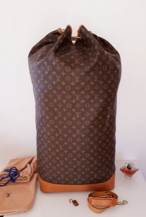 Louis Vuitton Sac Marine Monogram Canvas
