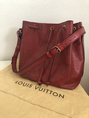 Louis Vuitton Borsellino rosso