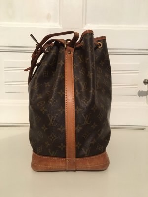 Louis Vuitton Pouch Bag brown-camel
