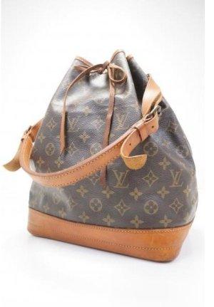 Louis Vuitton Bag dark brown-brown