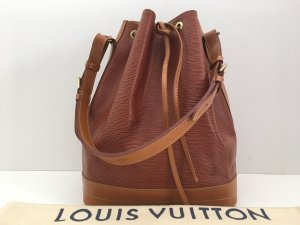 Louis Vuitton Sac seau brun-cognac