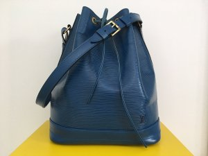 Louis Vuitton Sac seau bleu