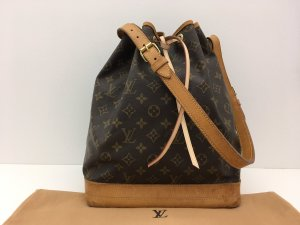 Louis Vuitton Sac Noe Grande Monogram (neues Band)
