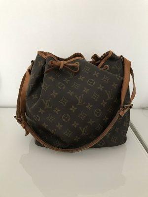 Louis Vuitton Sac seau multicolore cuir