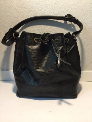 Louis Vuitton Sac Noé Petit Epi Black