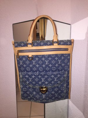 Louis Vuitton Bolso barrel multicolor Gamuza