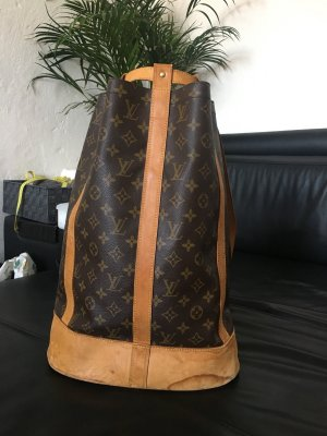 Louis Vuitton Sac seau multicolore cuir