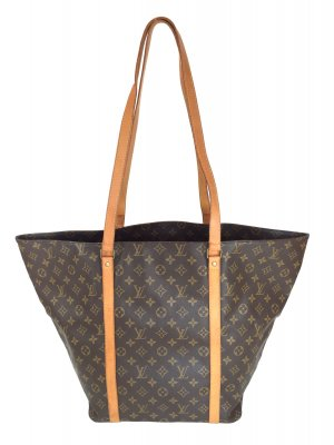 LOUIS VUITTON SAC SHOPPING SCHULTERTASCHE AUS MONOGRAM CANVAS