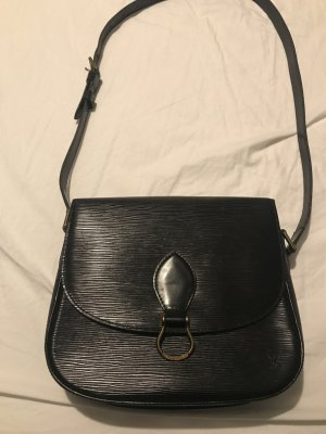 Louis Vuitton Crossbody bag black leather